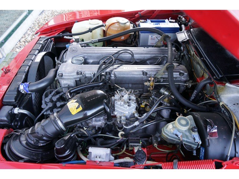 1986 Mercedes Benz 280SL W107 For Sale (picture 4 of 6)