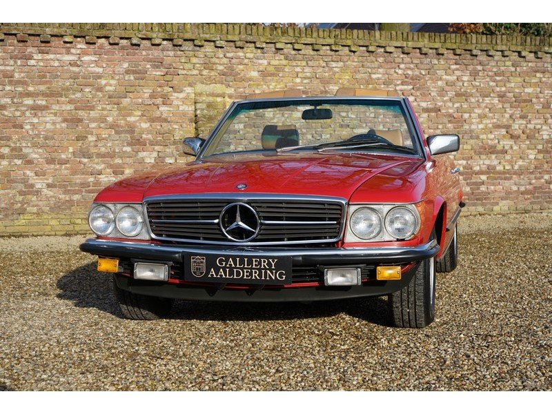 1986 Mercedes Benz 280SL W107 For Sale (picture 5 of 6)