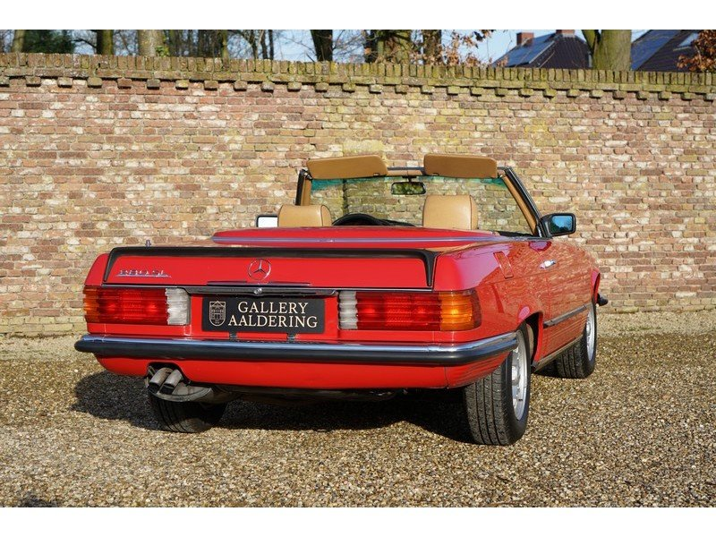1986 Mercedes Benz 280SL W107 For Sale (picture 6 of 6)