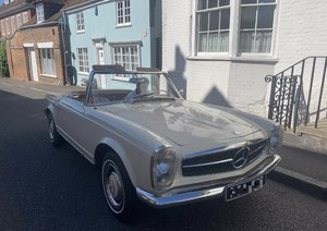 1964 Mercedes Benz 230sl w113 pagoda For Sale