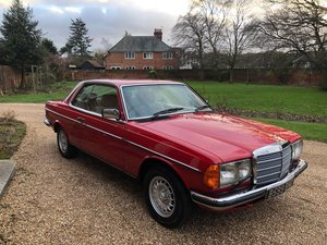 1984 1985 Mercedes 280CE Automatic - W123 For Sale
