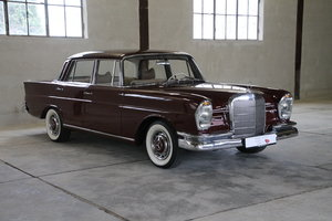 "1965 230S / W 111 / nice condition / German ""Pappbrief"" available For Sale"