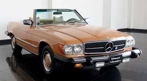 Picture of Mercedes-Benz 450SL (1977) For Sale