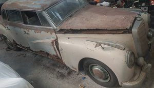 1956 Mercedes 300c w186 automatic For Sale