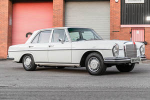 1973 Mercedes-Benz 280S Manual Immaculate For Sale by Auction
