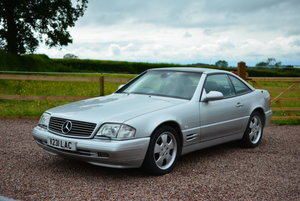 1999 Mercedes-Benz SL320 For Sale by Auction