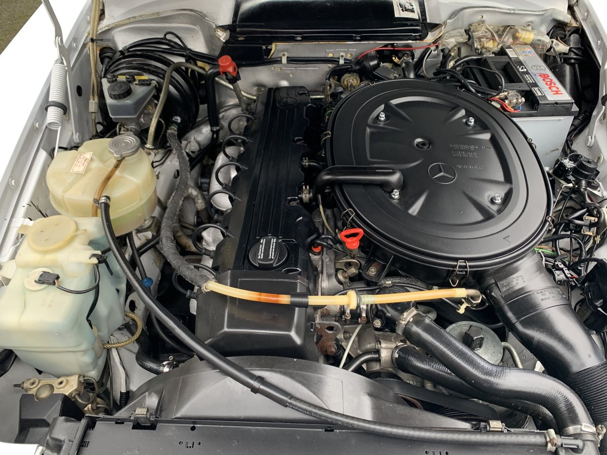 1987 MERCEDES 300SL W107 For Sale (picture 5 of 6)
