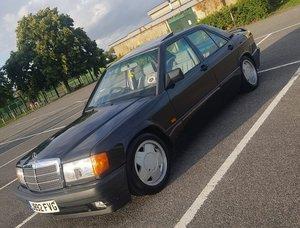 1992 Mercedes 190e carat by duchatelet  super rare ! ! For Sale