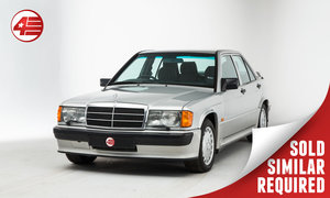 Picture of 1989 Mercedes 190E 2.5-16 Cosworth /// Fresh Top End Rebuild SOLD