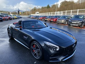 2017 MERCEDES-BENZ GT 4.0 AMG GT C 550 BHP 1,250 miles For Sale