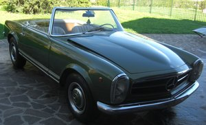 MERCEDES BENZ 230 SL W113