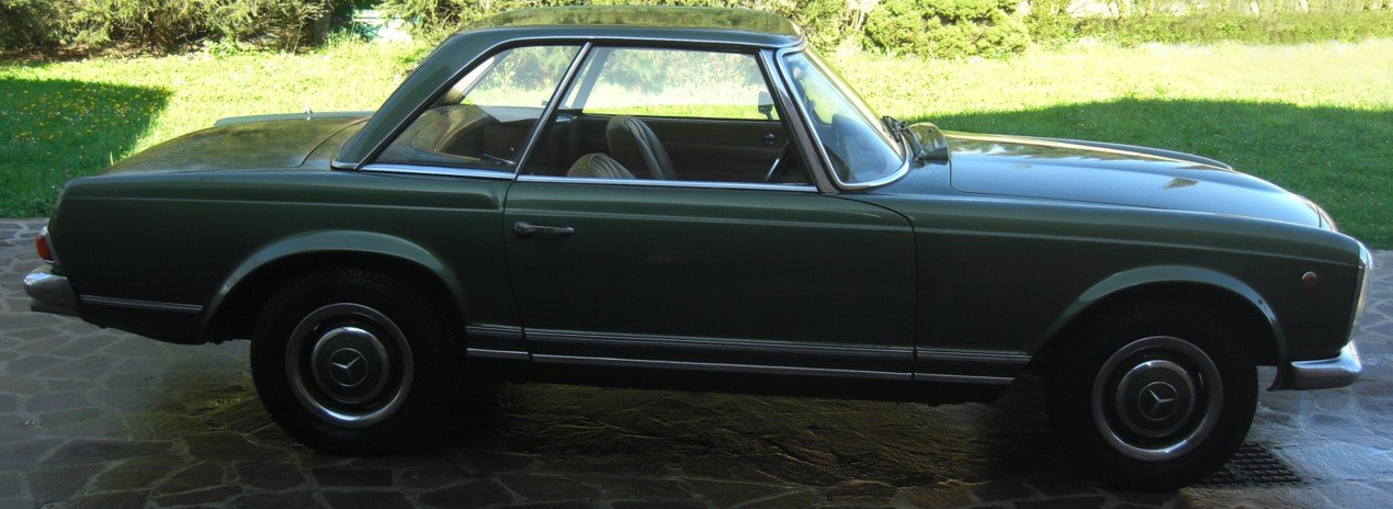 1964 MERCEDES BENZ 230 SL W113 For Sale (picture 2 of 6)