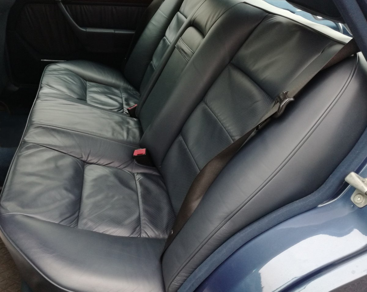 1992 MERCEDES BENZ W124 300D TD For Sale (picture 4 of 6)