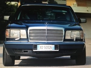 Mercedes-benz 350 sd w126