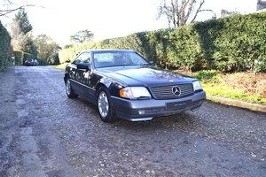 1995 Mercedes-Benz SL320 RHD For Sale
