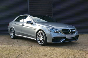 2014 Mercedes E63 AMG 5.5 V8 Bi-Turbo Saloon Auto (52,000 miles) SOLD