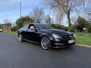 2013 Mercedes Benz CLK 63 AMG Coupe Only 27000 Miles For Sale