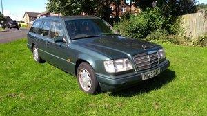 Mercedes S280 Estate W124 high mileage, fsh