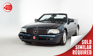 Picture of 1995 Mercedes R129 SL500 /// Just 24k Miles SOLD