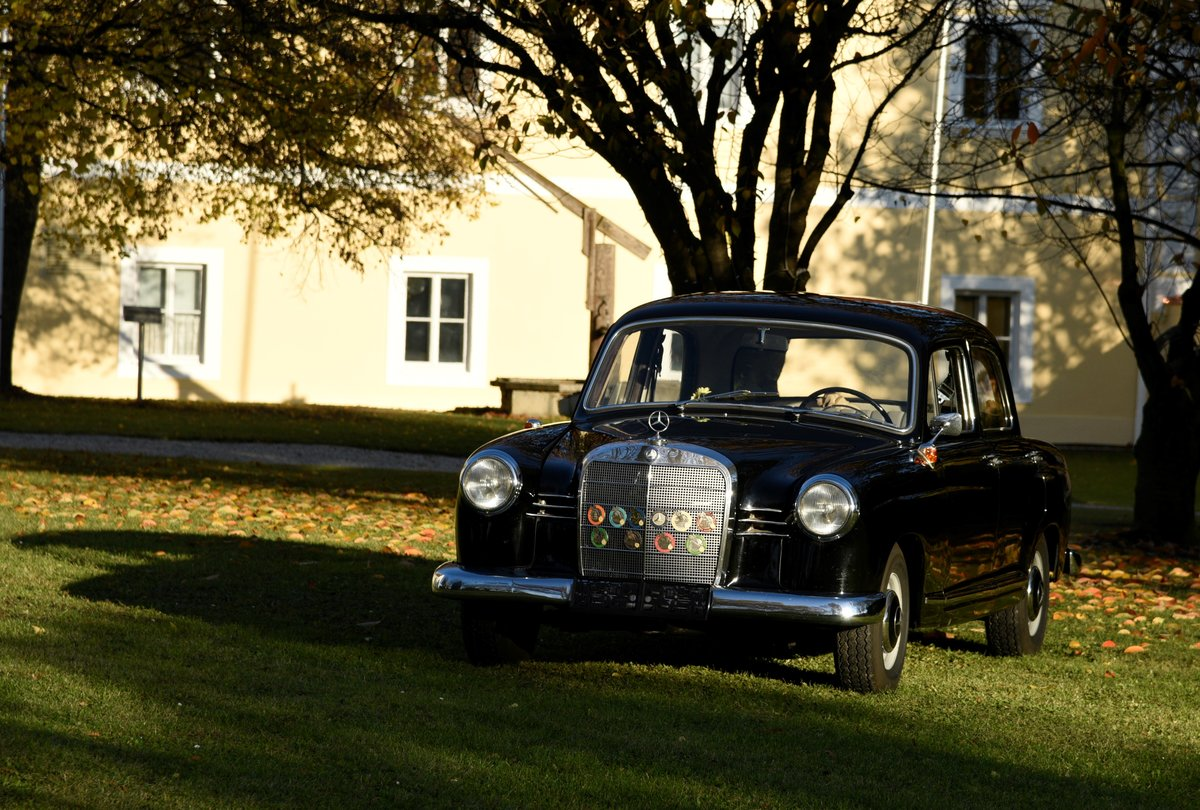 Picture of 1962 Mercedes 180 D Ponton - fully restored, LHD For Sale