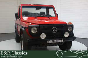 Mercedes-Benz G 230 Cabriolet 1981 Restored For Sale