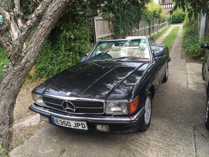1988/E Mercedes 300sl convertible s/h hpi clear