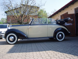1951 Mercedes 170S Cabriolet For Sale