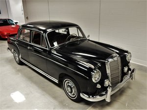 1960 Mercedes 220s For Sale