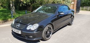 2003 CLK 55 AMG 28,000Miles FSH  1 Family owned.