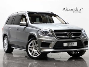2014 14 14 MERCEDES BENZ GL 63 AMG 5.5 V8 AUTO For Sale