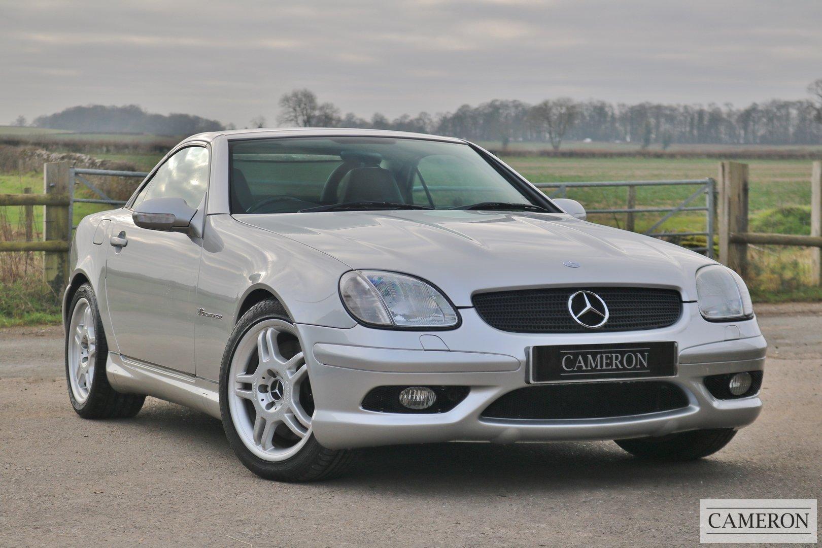 2003 Mercedes Benz SLK 32 AMG  For Sale (picture 1 of 6)