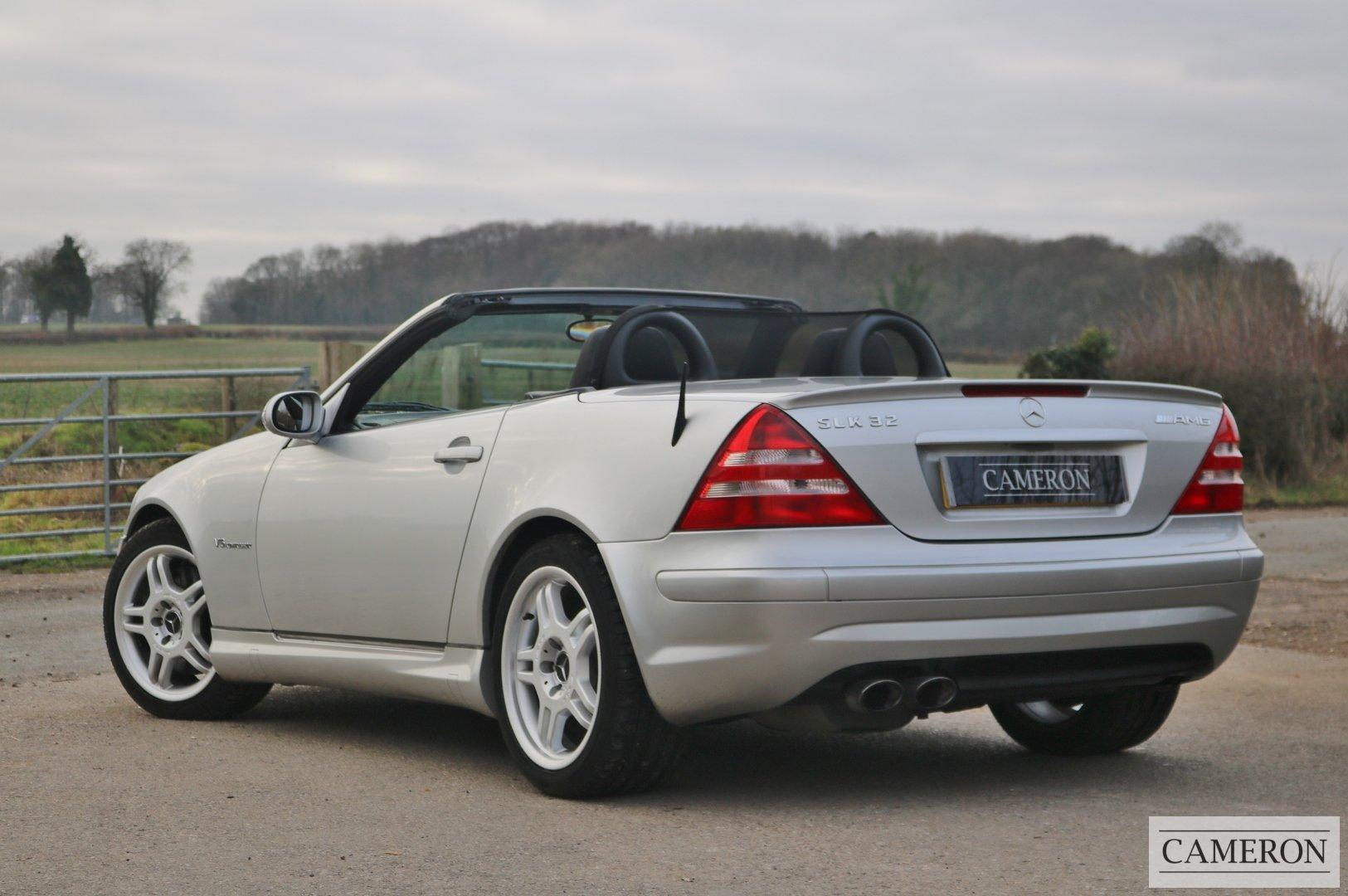 2003 Mercedes Benz SLK 32 AMG  For Sale (picture 2 of 6)