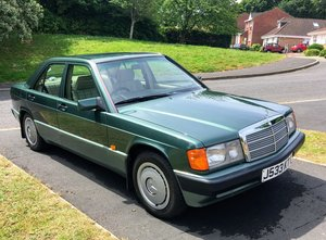 1991 Mercedes 190e Automatic For Sale