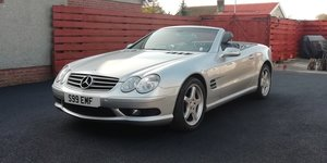 2002 Mercedes SL500AMG  For Sale