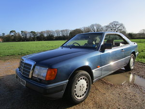 Mercedes 300 ce W124  1990  For Sale