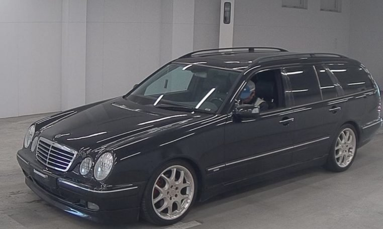 2002 Mercedes Brabus B9 Wagon W210 Brabus 5 Doors $12.5k For Sale (picture 1 of 6)
