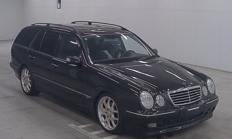 2002 Mercedes Brabus B9 Wagon W210 Brabus 5 Doors $12.5k For Sale (picture 2 of 6)