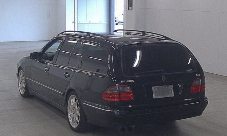 2002 Mercedes Brabus B9 Wagon W210 Brabus 5 Doors $12.5k For Sale (picture 3 of 6)