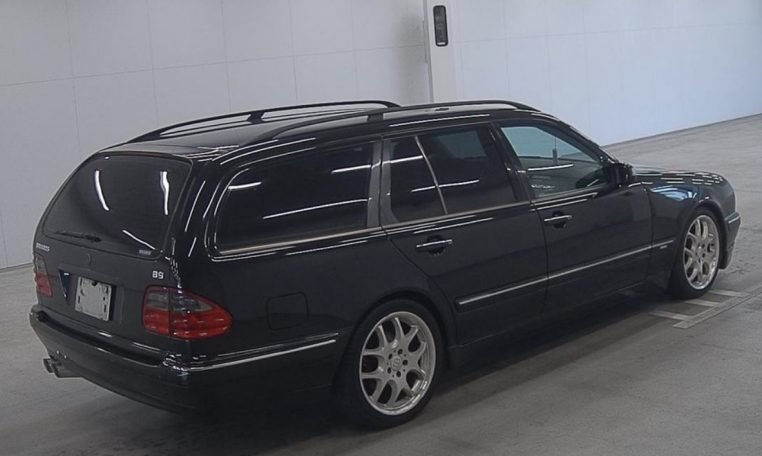 2002 Mercedes Brabus B9 Wagon W210 Brabus 5 Doors $12.5k For Sale (picture 4 of 6)