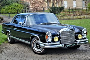 W111 1968 Mercedes-Benz 280SE Coupe For Sale