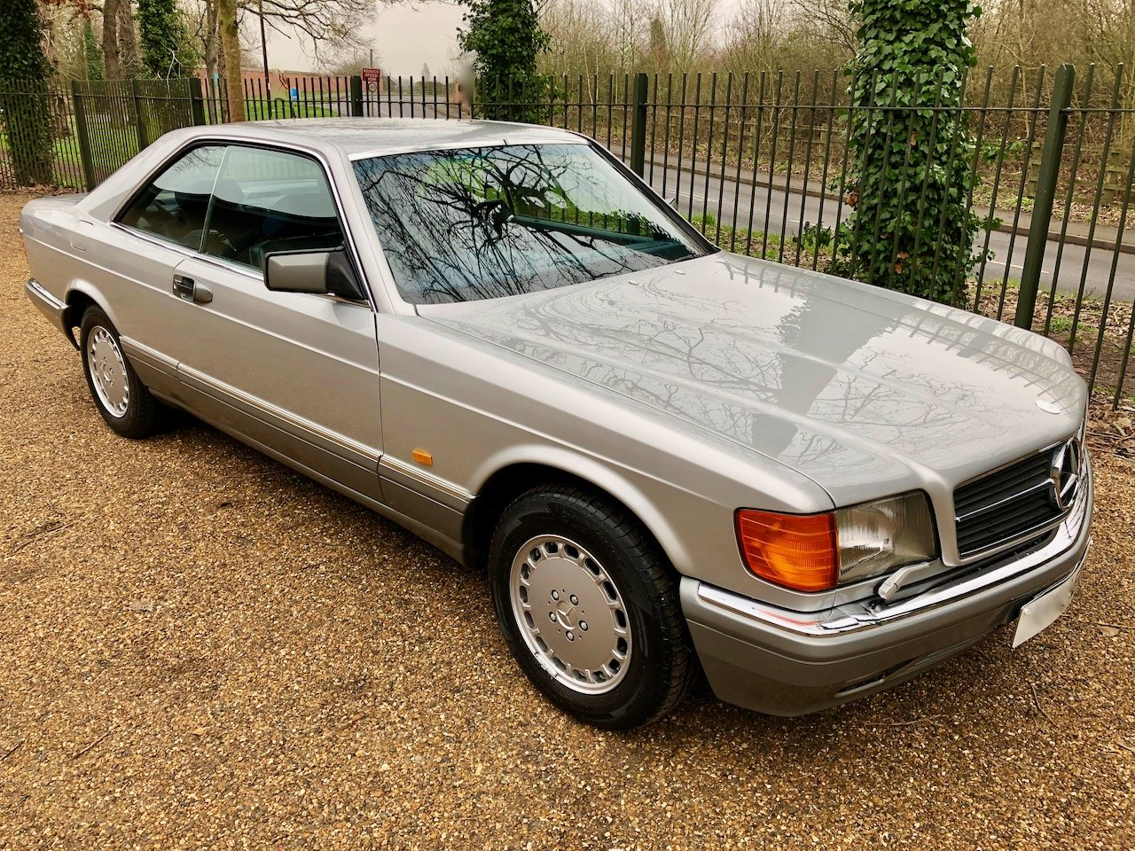 1988/F Mercedes 500SEC ***SOLD*** C126  560SEC 420 SEC W126 For Sale (picture 1 of 6)