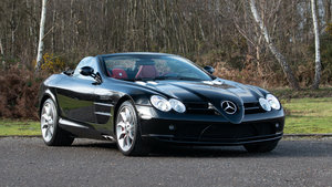 Picture of 2008 Mercedes SLR McLaren Roadster | UK Supplied For Sale
