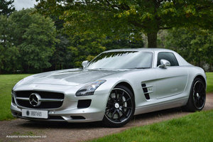 2010 Attention Collectors Mercedes Benz SLS63 AMG Gullwing For Sale