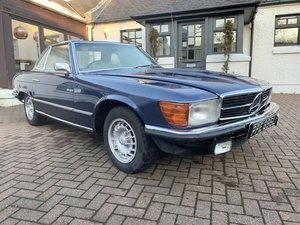 1973 Mercedes 350SL R107 Automatic For Sale