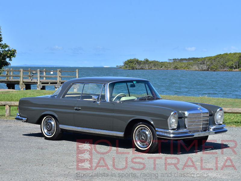 1971 Mercedes-Benz 280SE 3.5 Coupe SOLD (picture 1 of 6)