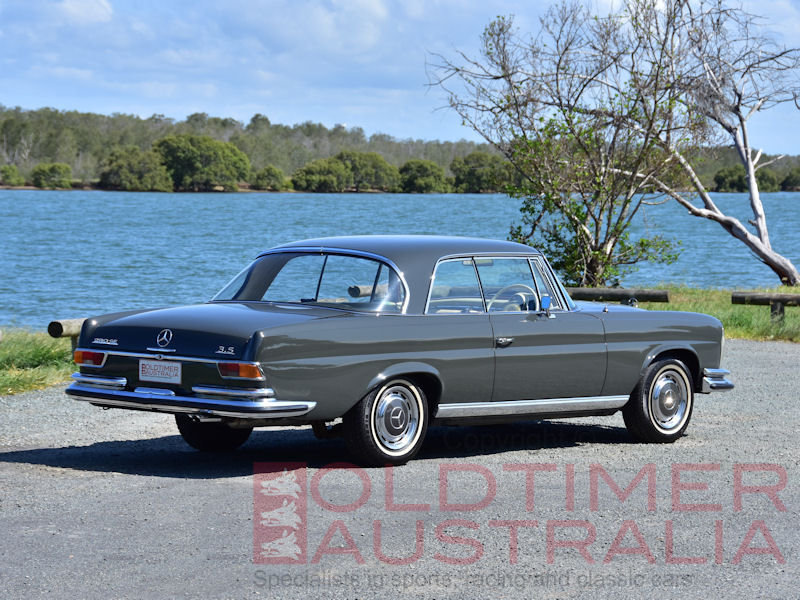 1971 Mercedes-Benz 280SE 3.5 Coupe SOLD (picture 2 of 6)