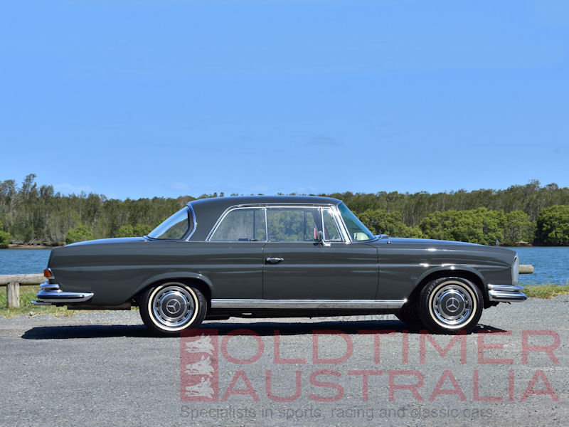 1971 Mercedes-Benz 280SE 3.5 Coupe SOLD (picture 3 of 6)