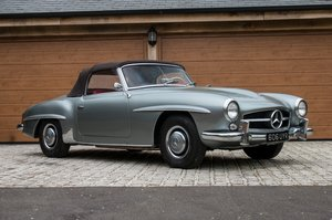1960 Mercedes-Benz 190SL For Sale by Auction