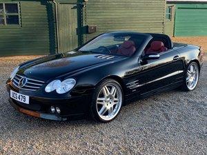 2004 Mercedes Brabus SV12 Roadster - Rare factory car