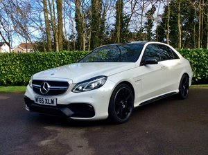2015 Mercedes-Benz E63 AMG 5.5 V8 BI-TURBO.   For Sale